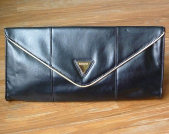 GUESS Vintage Clutch - Vegan Leather
