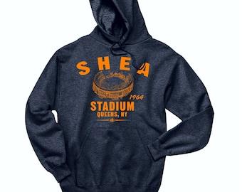 timeless design 492dd 50fd4 Mets sweatshirt | Etsy