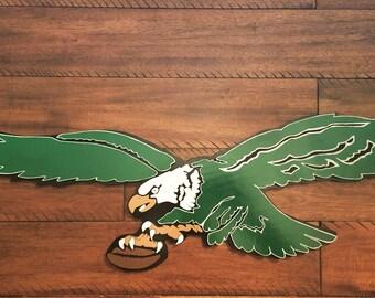 sale retailer 41c3f 06ce6 Eagles sign   Etsy