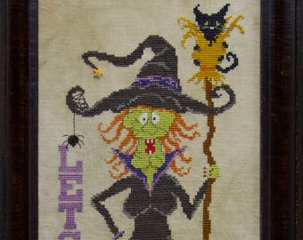 Winifred The Witch Pattern