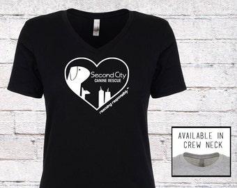 Women's Shirt - Heart Logo