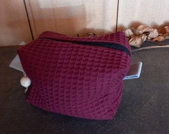 Burgundy honeycomb kit