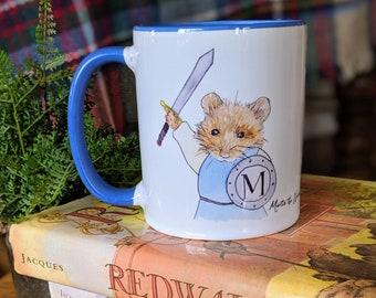 Redwall Mug (Martin the Warrior) Quote Fan Gift
