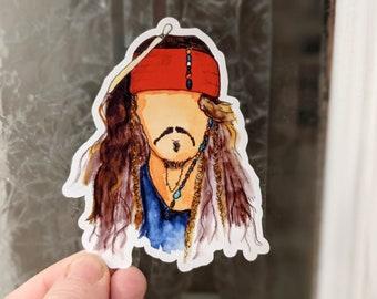 Captain Jack Sparrow Sticker (Waterproof)