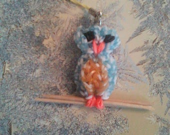 Phone strap very nice little OWL jewelry