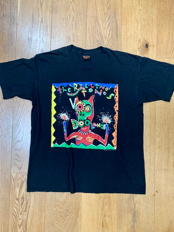 THE ROLLING STONES Voodoo Lounge 1994 Tour T shirt