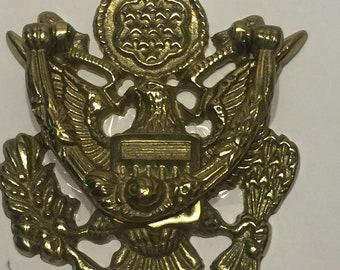 Brass Eagle Door Knocker