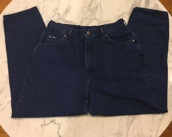VINTAGE LEE Mom Jeans - Sz 14P