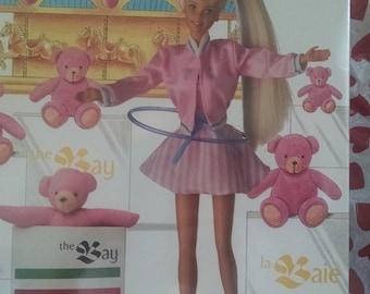 Hudson's Bay Toyland Barbie Jou Joux