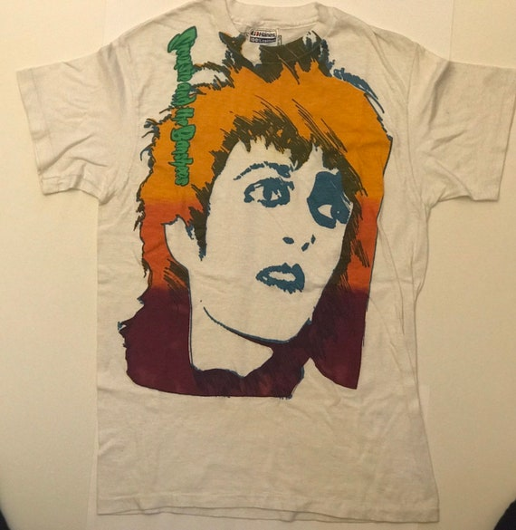 Siouxsie and the Banshees Fifth Column Vintage Tee