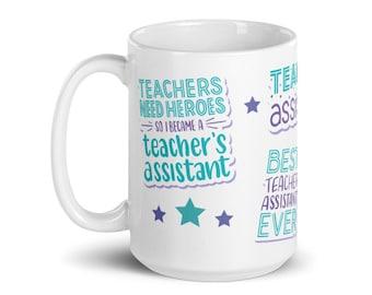 Teacher Assistant, TA's, Teacher Assistant Gift, TA Gift, Teacher Gift, Assistant Teacher, Teacher Helper