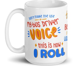 School Bus, School Bus Driver, Bus Driver Gift, This Is How I Roll, School, Big Yellow Bus, Yellow Bus, Bus