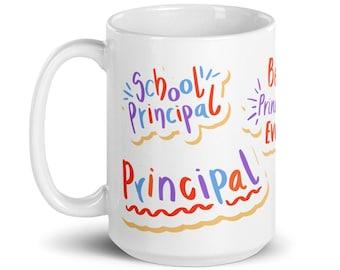 Principal, School Principal, Principal Gift