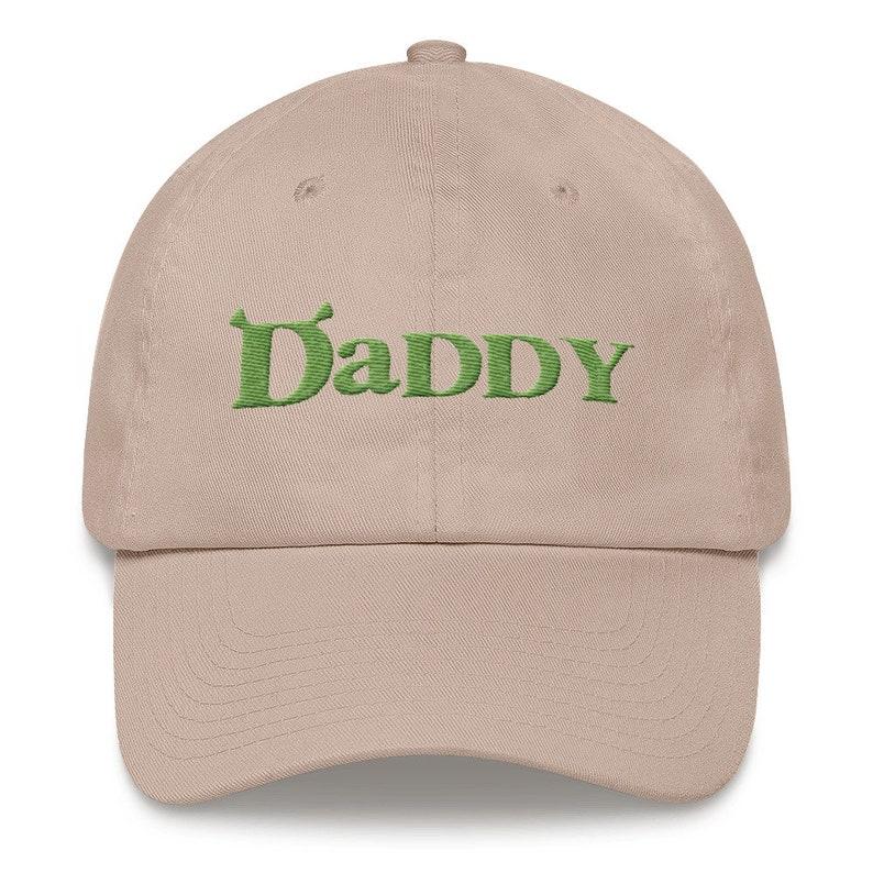 Shrek Daddy Embroidered Ballcap  4e027e5ba8ca