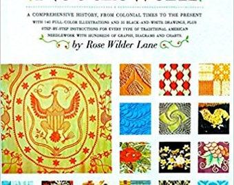 Book: American Needlework, Woman's Day PLUS Pattern Box Set