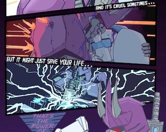 Power of Love cygate print
