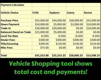 car finance calculator budget planner payment calculator finance calculator calculator cars planner car tool debt tracker finance