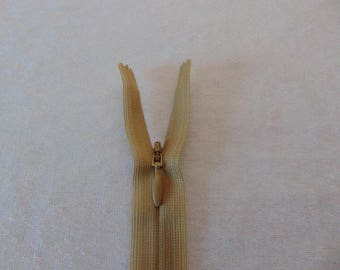 Invisible zipper, deer (Y-007)