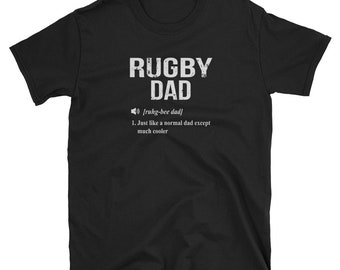 9f40b102 Rugby Dad Shirt Rugby Dad Gift Only Cooler Dictionary Definition