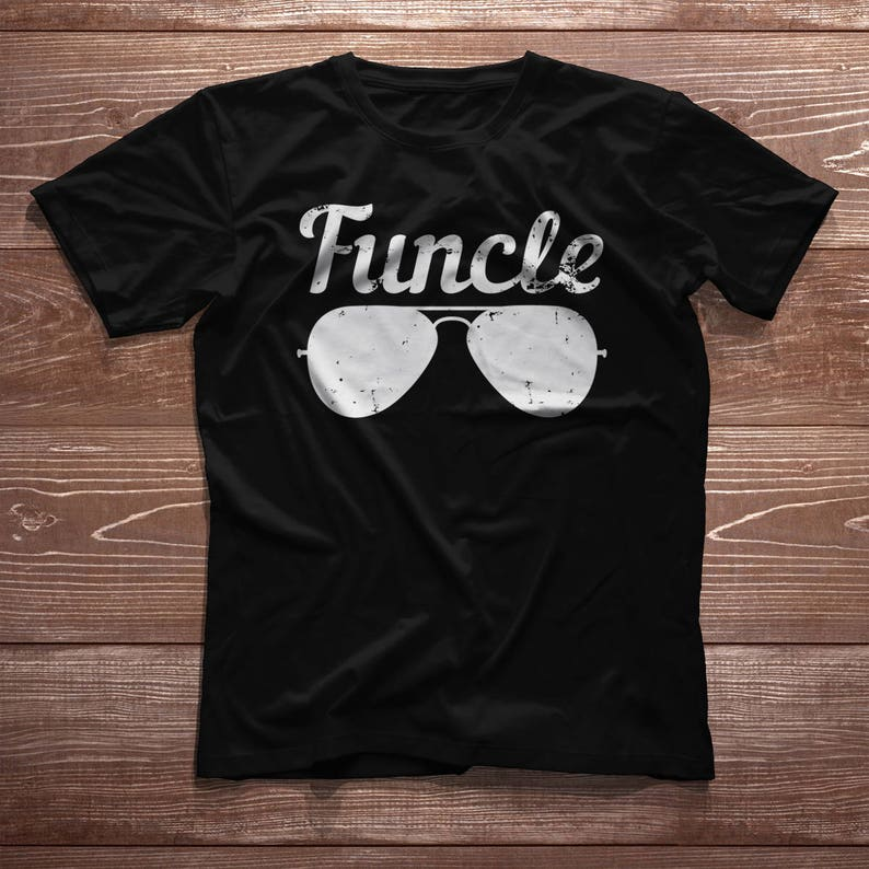 3c8b7302 Funcle shirt Uncle Gifts Funcle Definition Uncle Shirt | Etsy