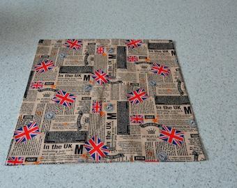 Cushion covers way portfolio England uk 40 x 40 cm