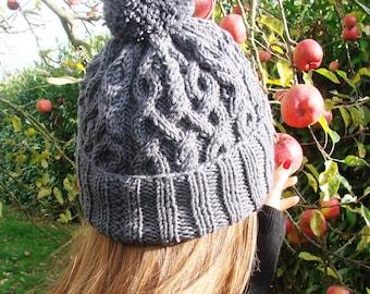 147bcf4e633e Bonnet tricoté