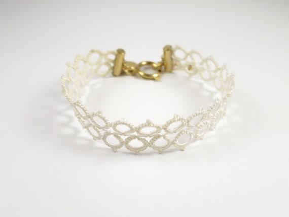 Vintage frivolity bracelet