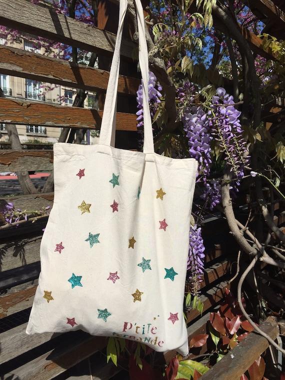 Tote bag bright stars