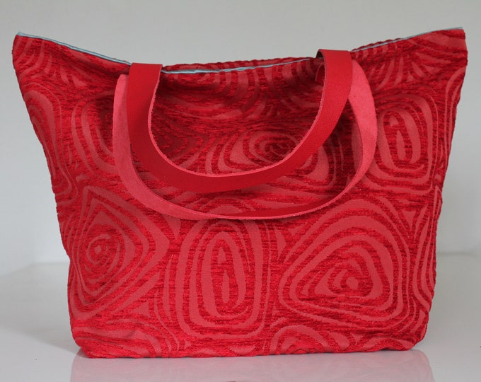 Red SAUSALITO bag