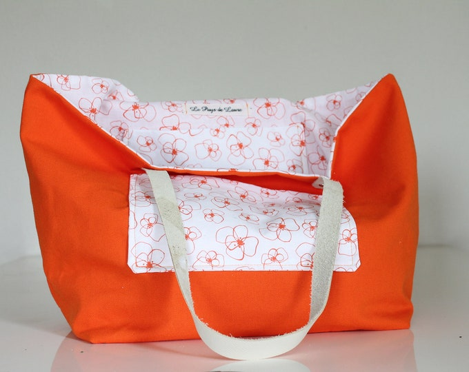 SAUSALITO bag orange (small size)