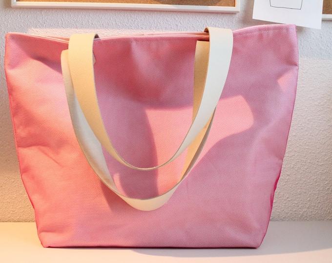 Bag SAUSALITO pink tulle