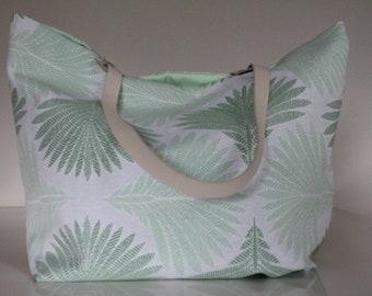 Pastel green sack SAUSALITO