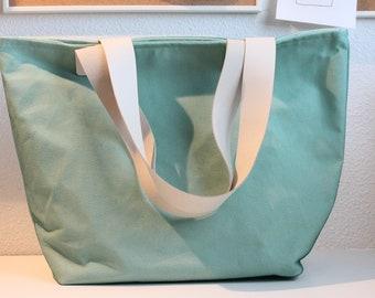 Bag SAUSALITO green tulle