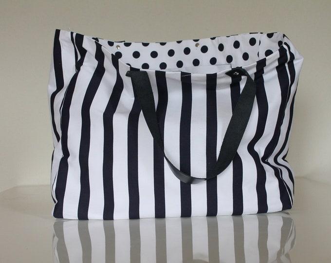 Thomas striped bag