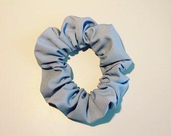 CHOUCHOU in pastel blue cotton