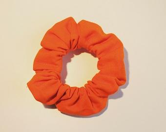 CHOUCHOU in orange cotton