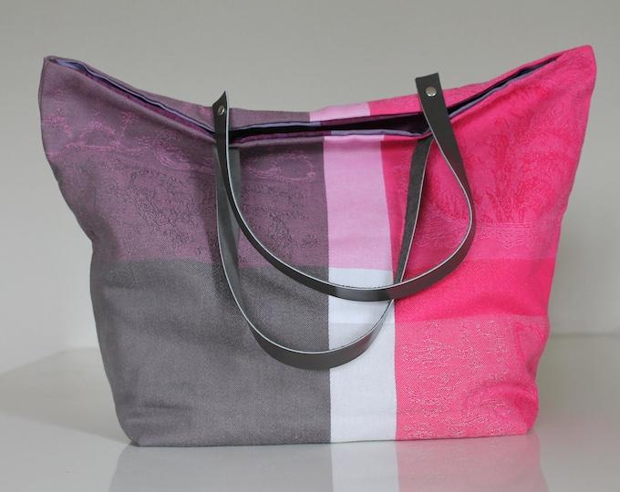 Sack SAUSALITO Pink & Purple