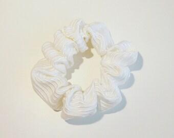 CHOUCHOU in white cotton