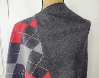 Felted Wool/Poncho Wrap