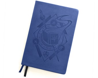 Hardcover Wizard's Journal