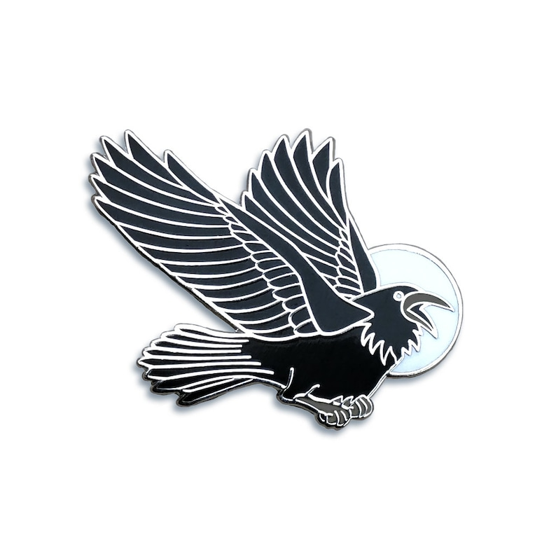 Blackbird Brooch New Handmade Fast Color Costume Jewellery Jewellery & Watches