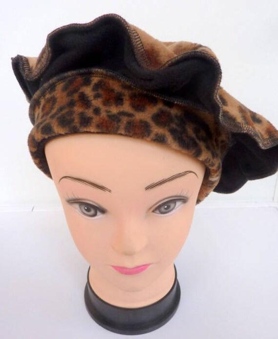 Beautiful beret pattern