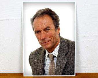 Clint Eastwood 3 Etsy