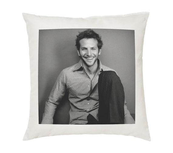 Matt bomer coussin pillow cover case-gris argenté-cadeau
