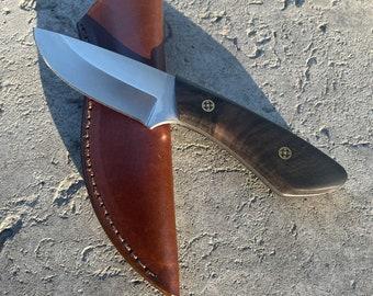 Custom D-2 Hunting Knife