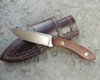 Stainless Hunting Knife