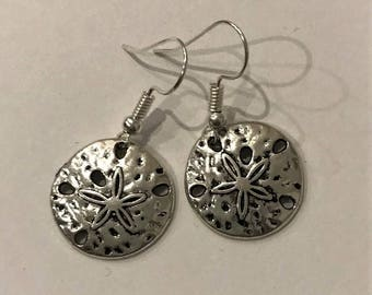 Antique Silver Sand Dollars