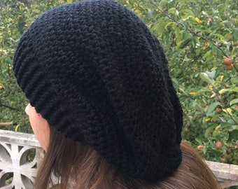 Handmade handmade women's crochet hat