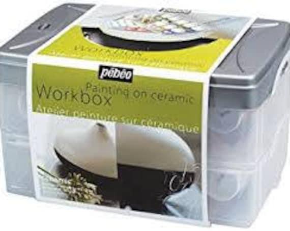 """BOX Studio painting """"ceramics"""""""