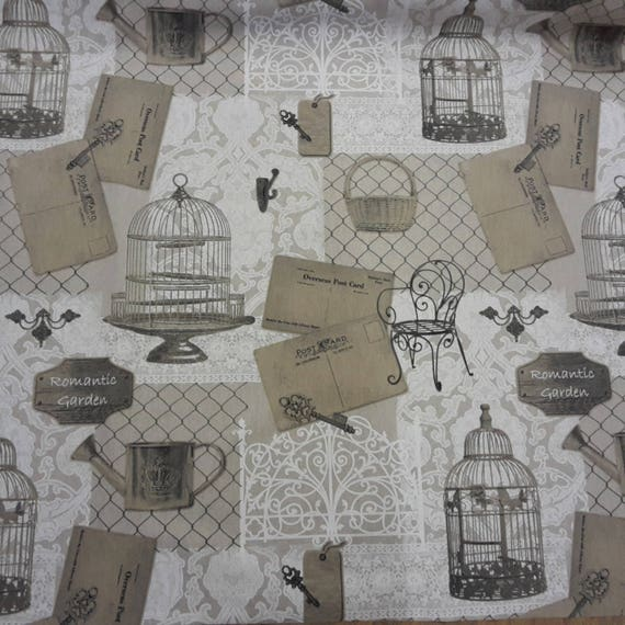 Coupon cage design fabric